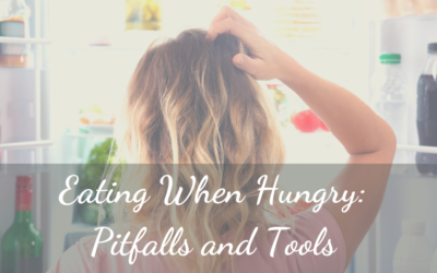 Eating When Hungry: Pitfalls and Tools