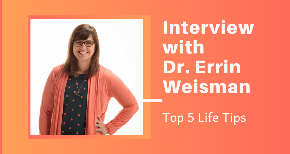 Errin Weisman Interview