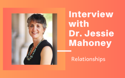 Relationship Stress: Interview with Dr. Jessie Mahoney