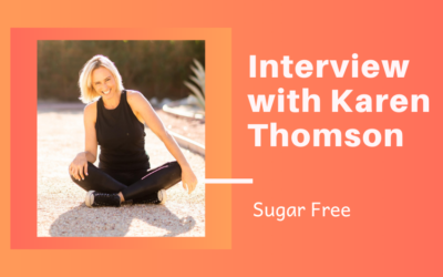 Sugar Free: Interview with Karen Thomson