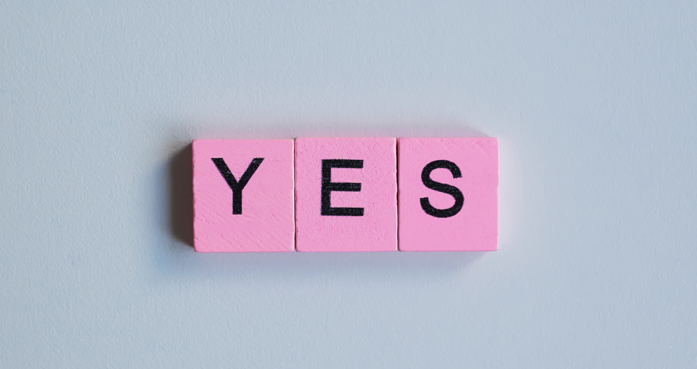 How to Say Yes to Your Weight Loss