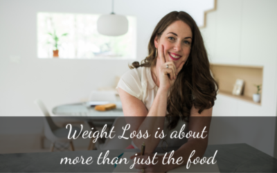 Kickstart Series: Weight Loss is About More than Just the Food