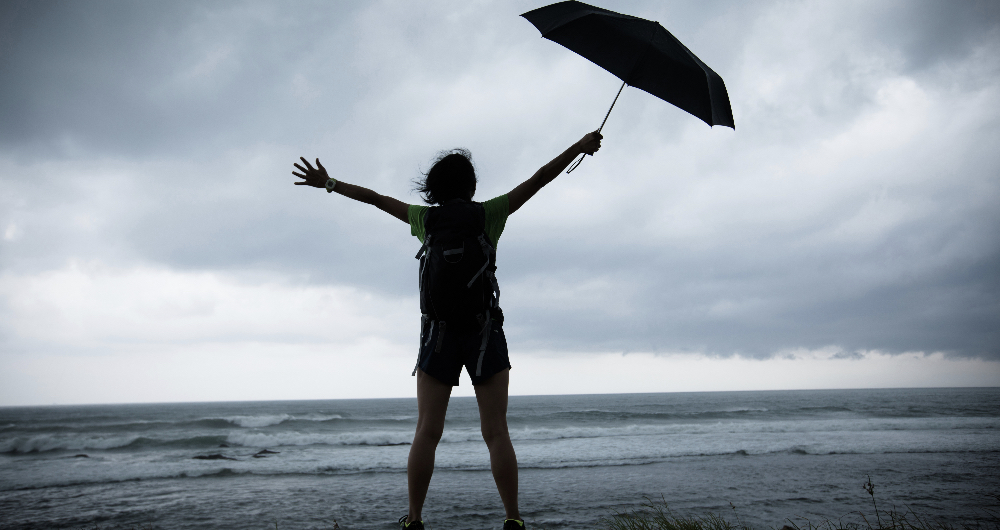 Weather the Storm: Negative Emotions and Weight Loss