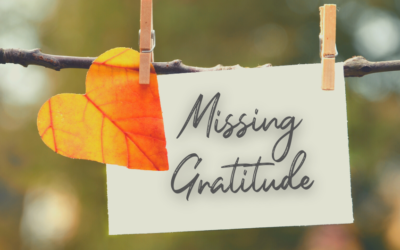 Missing Gratitude